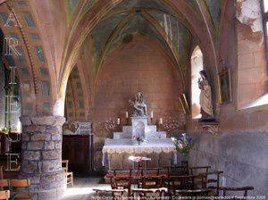 Notre-Dame de Tramesaygues - Audressein