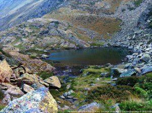 Deuxième étang du Picot (2163m)