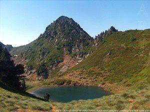 Pic des Llauses (2208m) - Petit étang