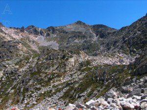 Pic d'Etang Faury (2702m)