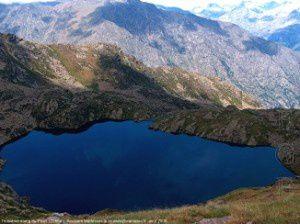 Troisième étang du Picot (2286m)