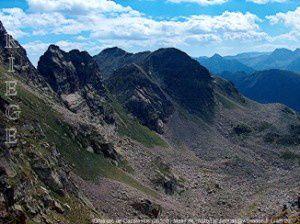 Gros pic de Cazalassis (2656m)