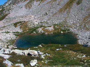 Troisième étang de Madides (2251m)