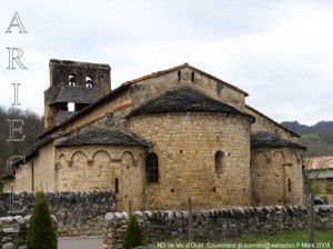Notre-Dame de Vic d'Oust