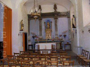 Eglise de Sentein