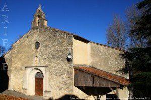 Eglise de L'Assomption - Tourtouse