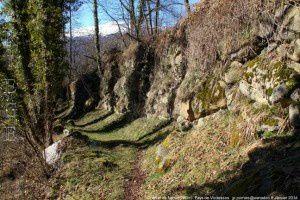 Chemin de Norrat (760m)