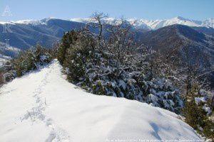 Pic de la Balme (1322m)