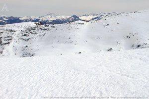 Dent d'Orlu - Haute Ariège vues des crêtes des Génibres (2231m)