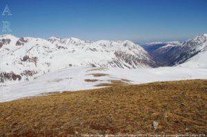 Vallée de l'Ariège - Montée au pic de la Mina (2683m)