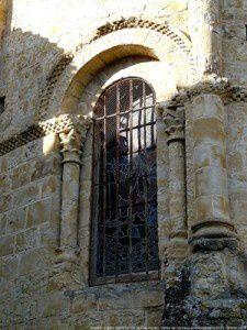 Abside - Eglise de Daumazan-sur-Arize