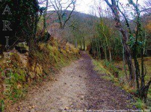 Sentier d'Arnave