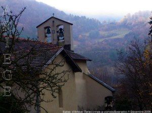 Eglise d'Arnave