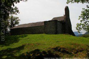 Chapelle du Calvaire - Galey (860m)