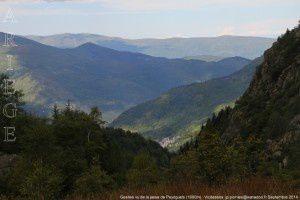 Gesties vu de la jasse de Peyriguels (1600m)