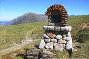Stèle - Chemin de la mine (2120m)