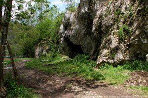 Grotte de l'Entanadou