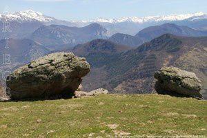 Roc de Peyrenègre (1390m)