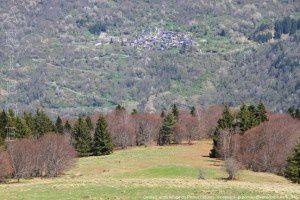Gesties vu du refuge du Picou (1580m)
