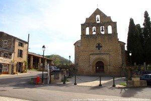 Eglise Saint-Jean Baptiste - Teilhet