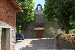 Le temple - Les Bordes-sur-Arize