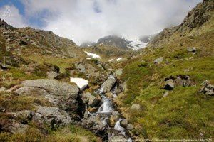 Ruisseau de Roumazet (2000m)