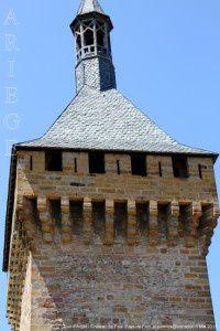 Tour d'Arget - Château de Foix