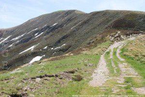Montée au mont Fourcat (2001m)