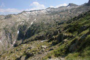 Cirque de Bassies - Pic Rouge de Bassies (2676m)