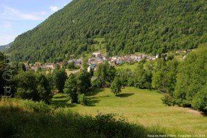Aulus-les-Bains (750m)