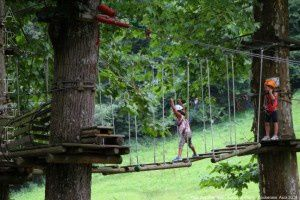 Parc des Thermes - Aulus-les-Bains