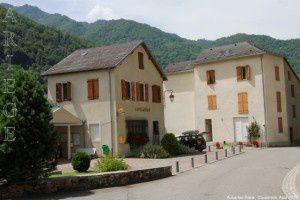 Mairie - Aulus-les-Bains
