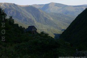 Cabane de la Hounta (1470m)