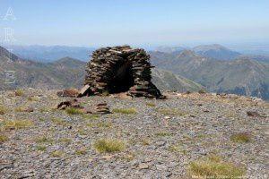 Mail de Bulard (2750m)