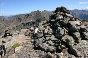 Pic de l'Etang Fourcat (2859m)
