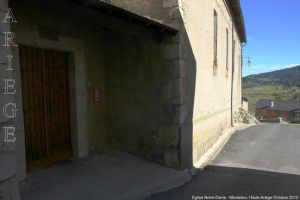 Eglise Notre-Dame - Montaillou
