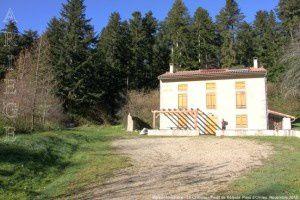 Maison forestière - Le Château