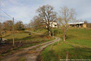 Sentier de Bédeille - Maillau