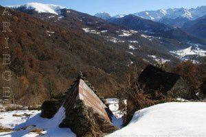 Granges de Montgalas (1000m)