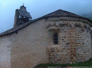 Eglise Saint-Lizier - Balacet