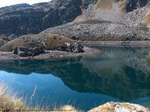 Grand étang de Joclar (2327m)