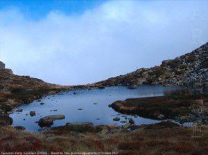 Deuxième étang Supérieur (2180m)