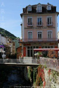 Le Grand Café - Ax-les-Thermes