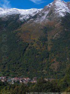 Mérens-les-Vals (1052m) - Pic de Savis (1958m)
