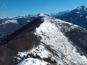 Pic de l'Arraing (1675m)