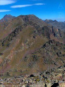 Pointe de Roumazet (2842m)