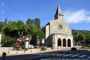 Eglise Saint-Vincent - Ax-les-Thermes