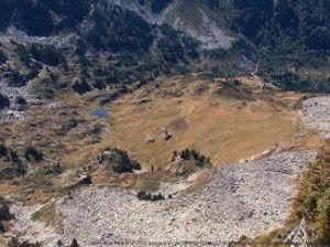 Jasse de la Parade (2100m)