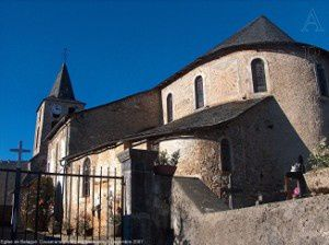 Eglise de Balagué