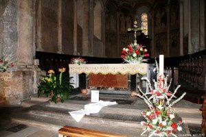 Autel - Cathédrale Saint-Lizier